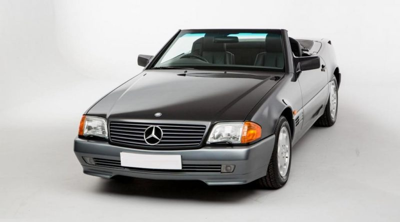 4 Bin Km.de! 1994 R129 Mercedes-Benz SL500 Satılık*