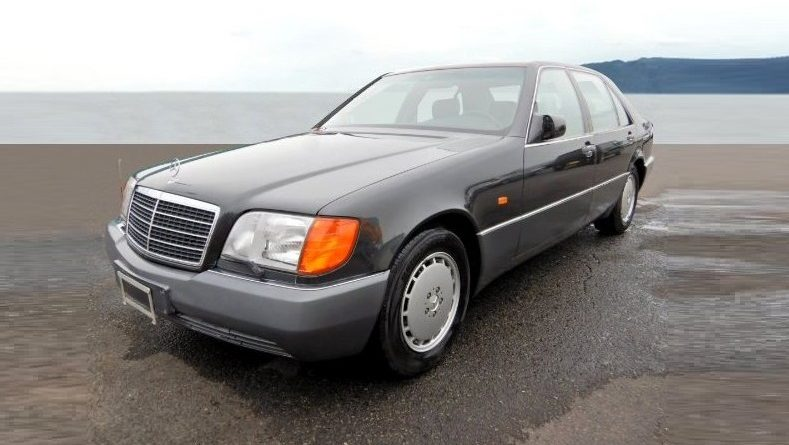 30 Bin Km.de! W140 Mercedes-Benz 500SEL Ne Eder?